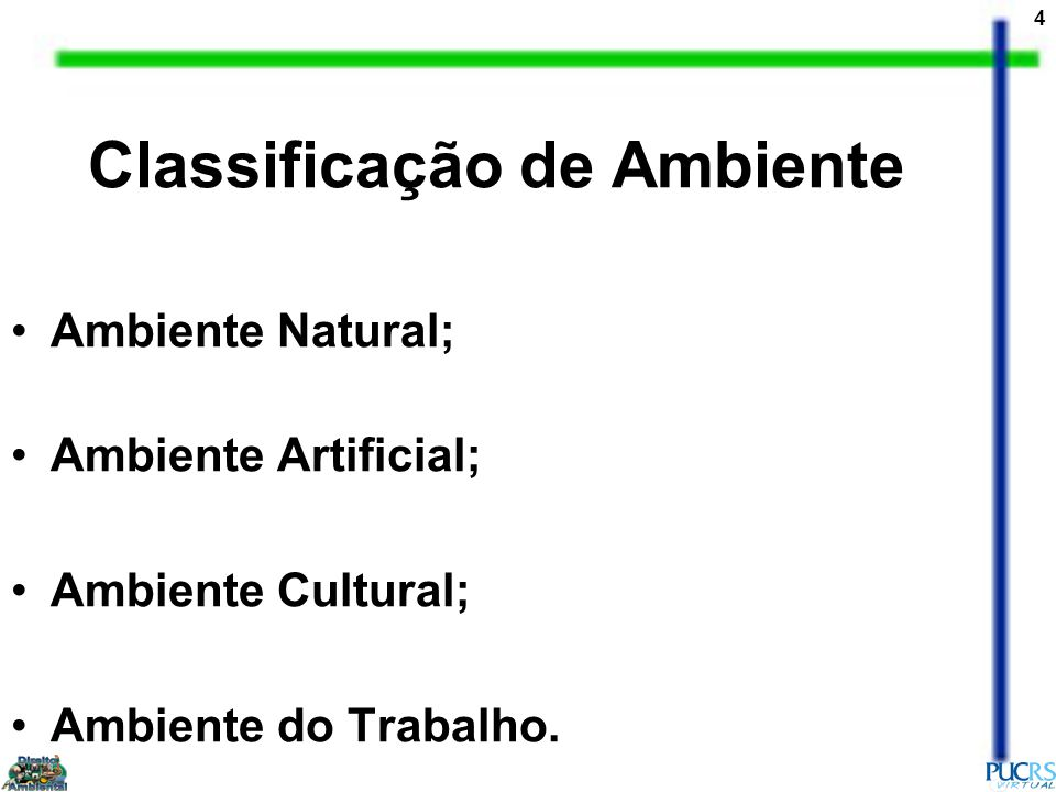 Classificação de Ambiente