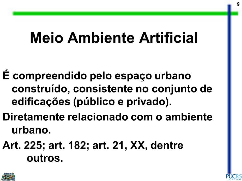 Meio Ambiente Artificial