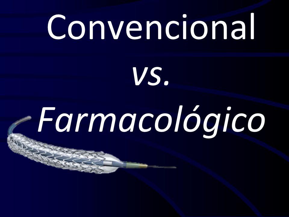 Convencional vs. Farmacológico
