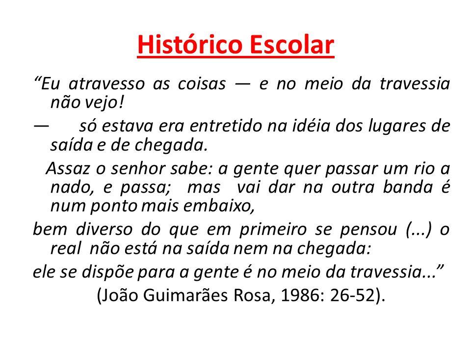 Histórico Escolar