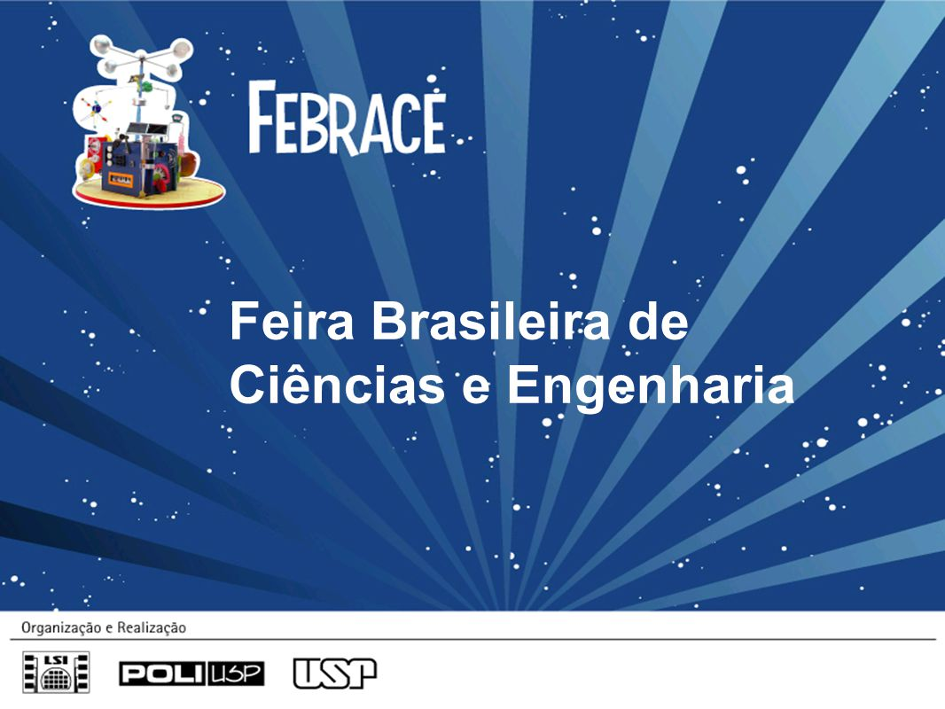 Feira Brasileira de Ciências e Engenharia