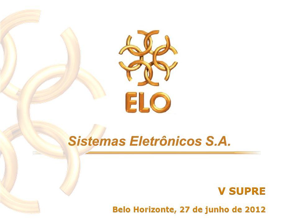 V SUPRE Belo Horizonte, 27 de junho de 2012
