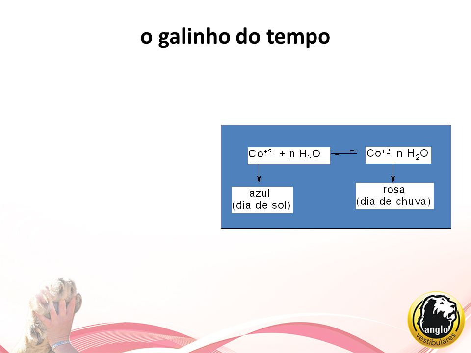 o galinho do tempo