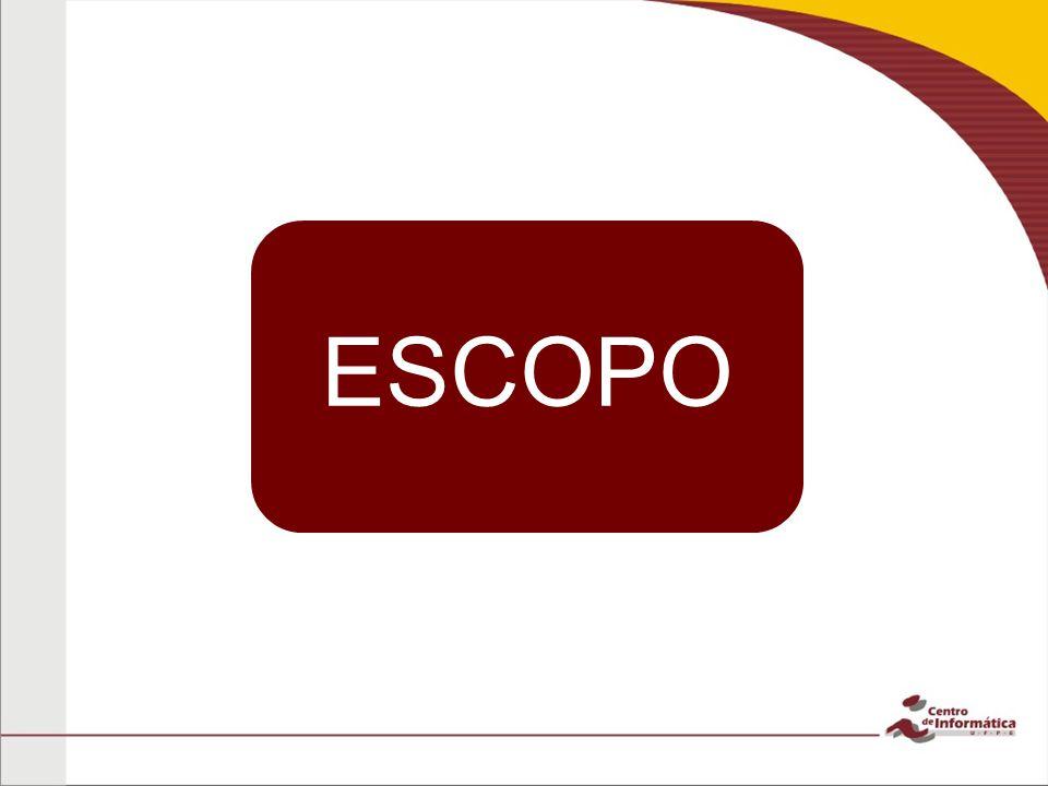 ESCOPO