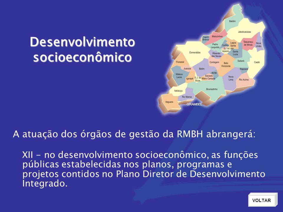 Desenvolvimento socioeconômico