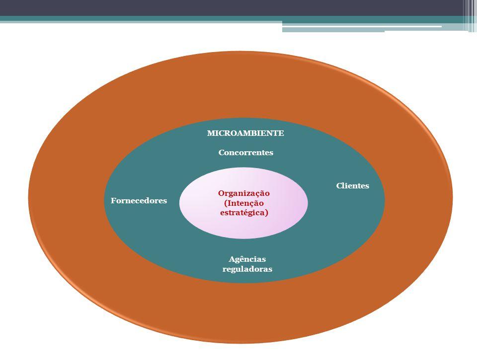 Organização (Intenção estratégica)