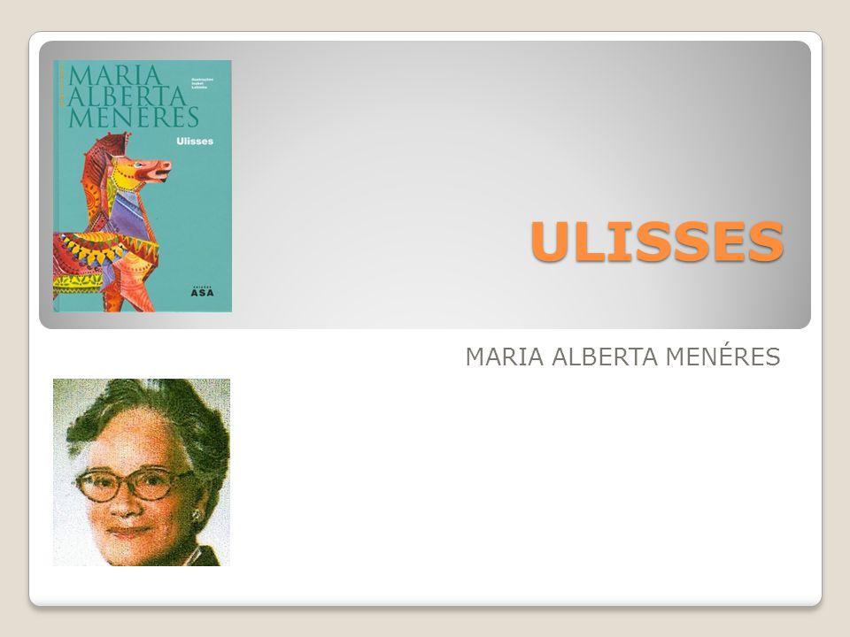 ULISSES MARIA ALBERTA MENÉRES