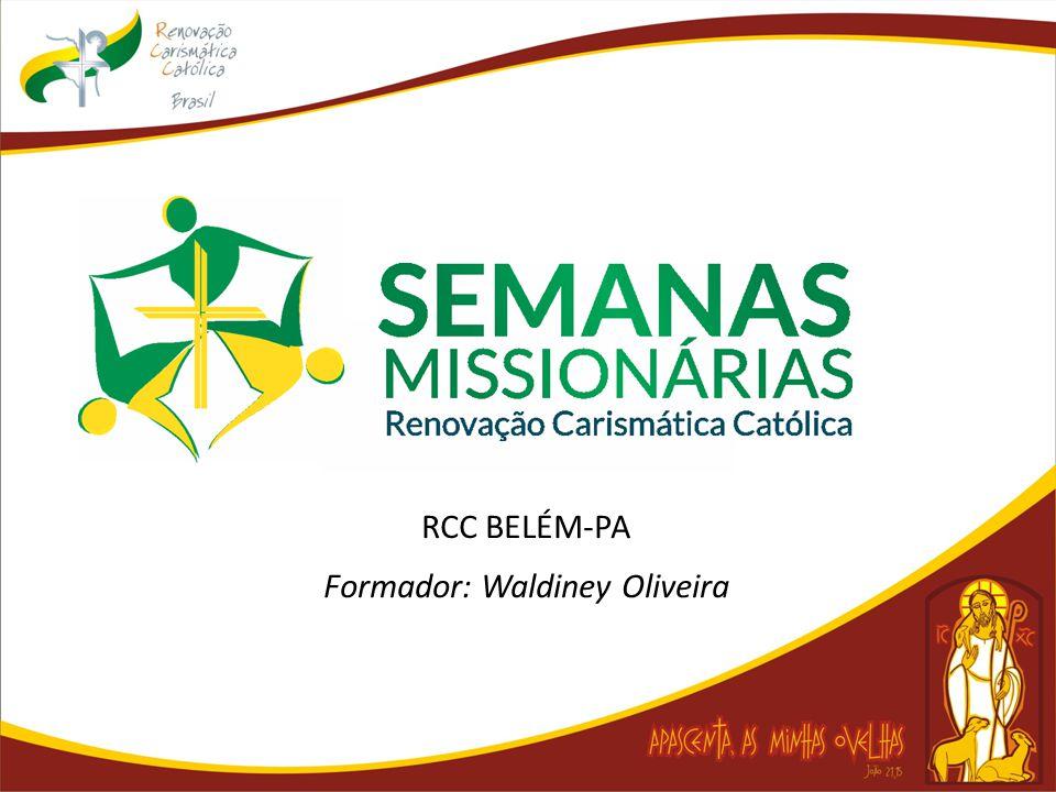 Formador: Waldiney Oliveira