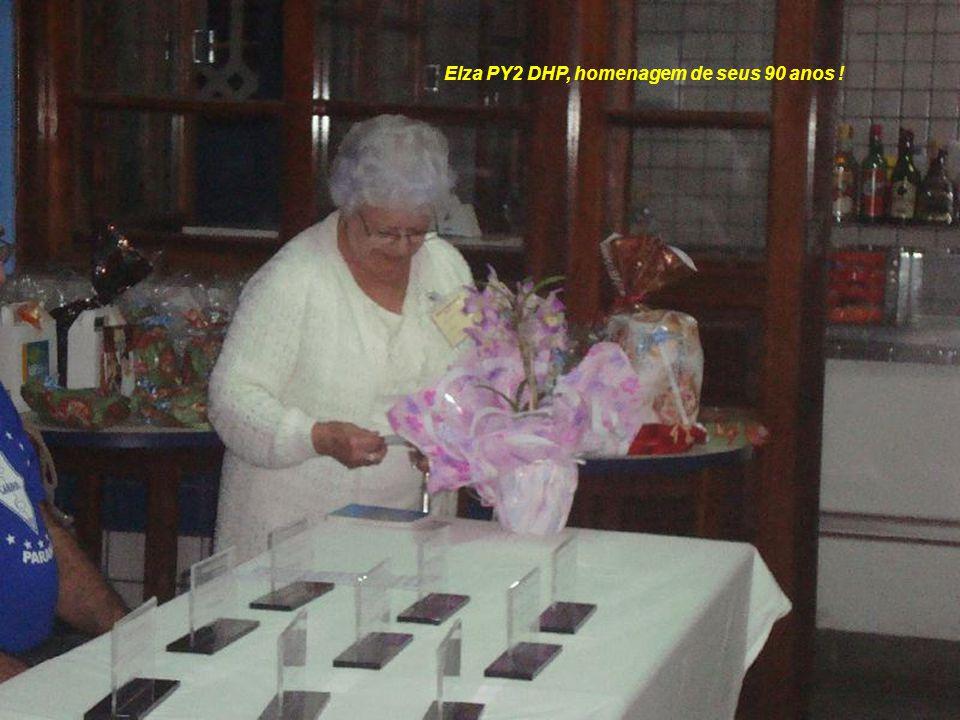 Elza PY2 DHP, homenagem de seus 90 anos !