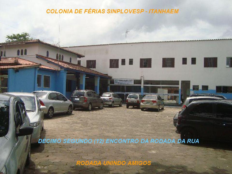 COLONIA DE FÉRIAS SINPLOVESP - ITANHAEM
