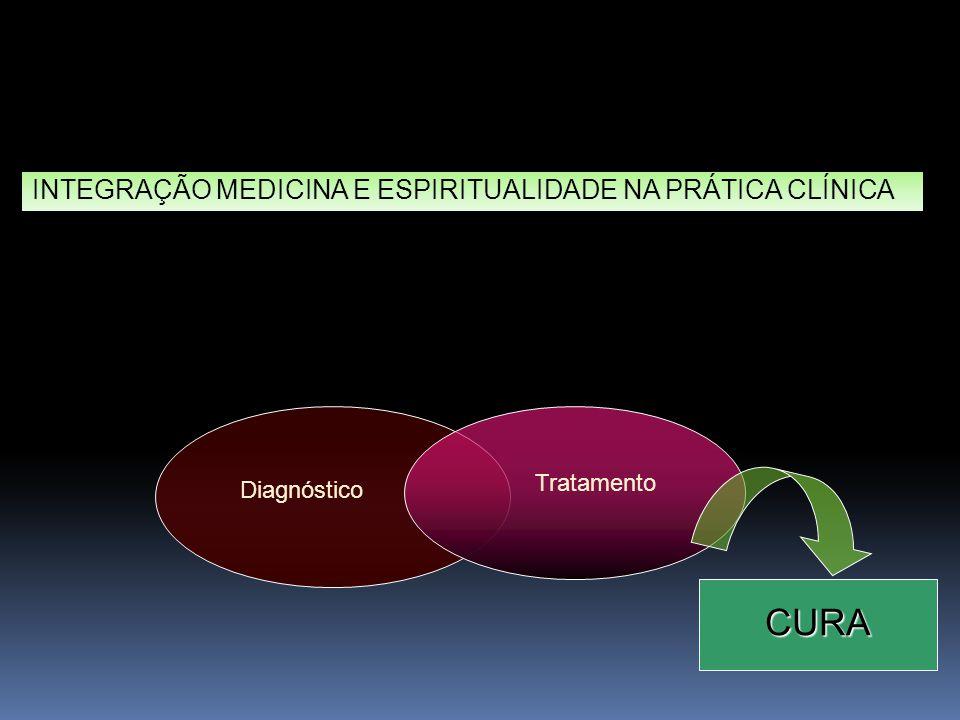 CURA INTEGRAÇÃO MEDICINA E ESPIRITUALIDADE NA PRÁTICA CLÍNICA MANEJO