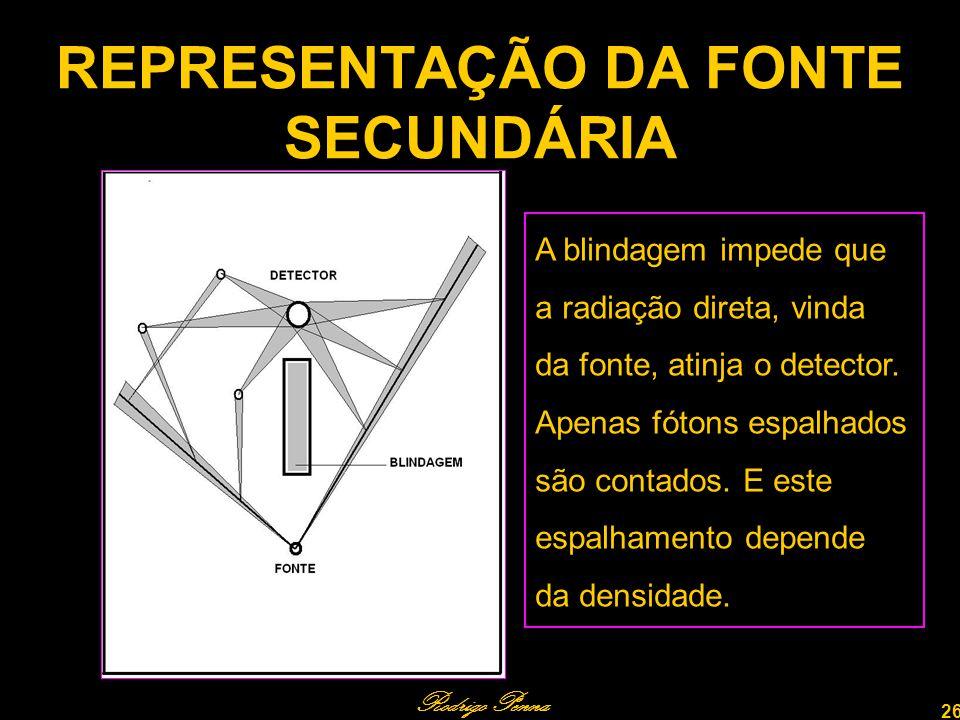 REPRESENTAÇÃO DA FONTE SECUNDÁRIA