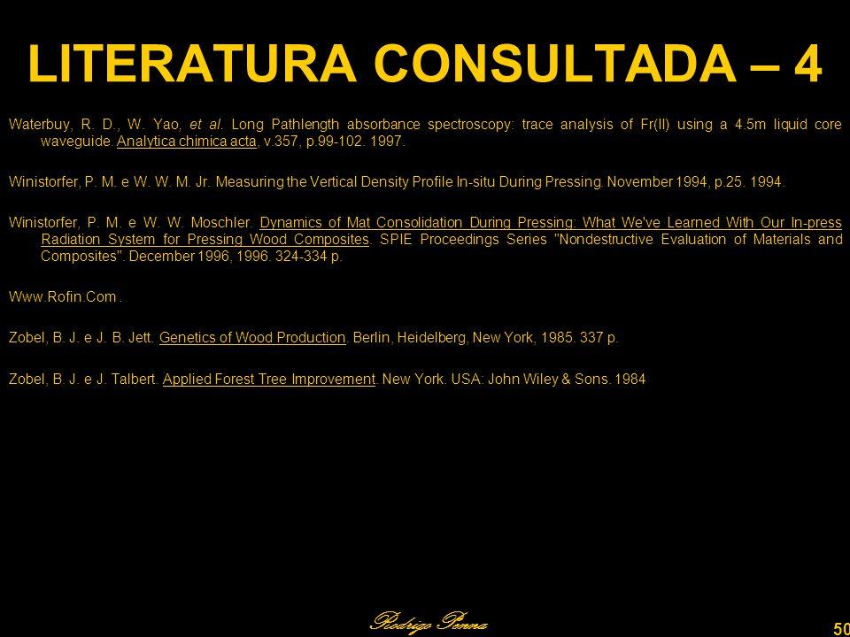 LITERATURA CONSULTADA – 4