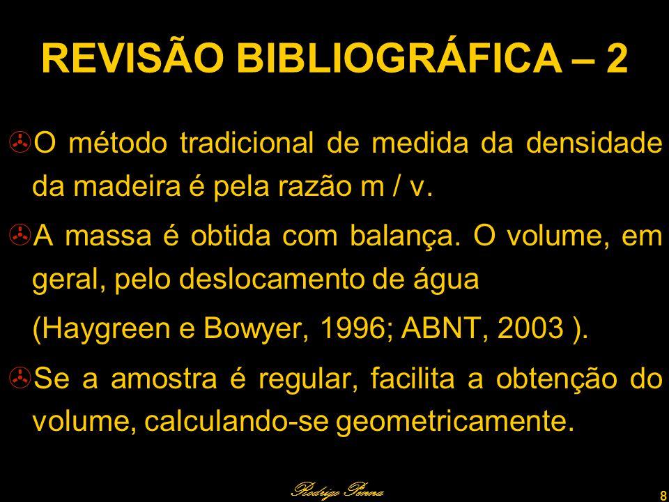 REVISÃO BIBLIOGRÁFICA – 2