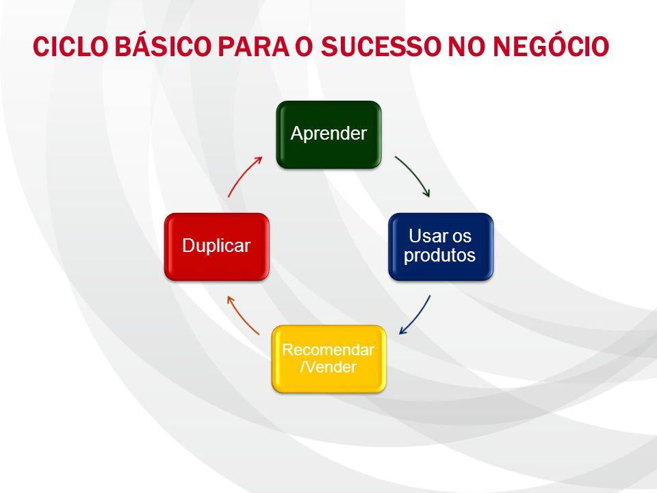 CICLO BÁSICO PARA O SUCESSO NO NEGÓCIO