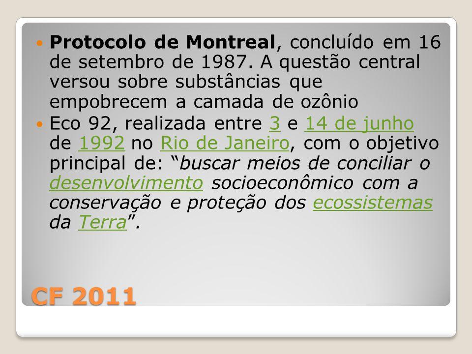 Protocolo de Montreal, concluído em 16 de setembro de 1987