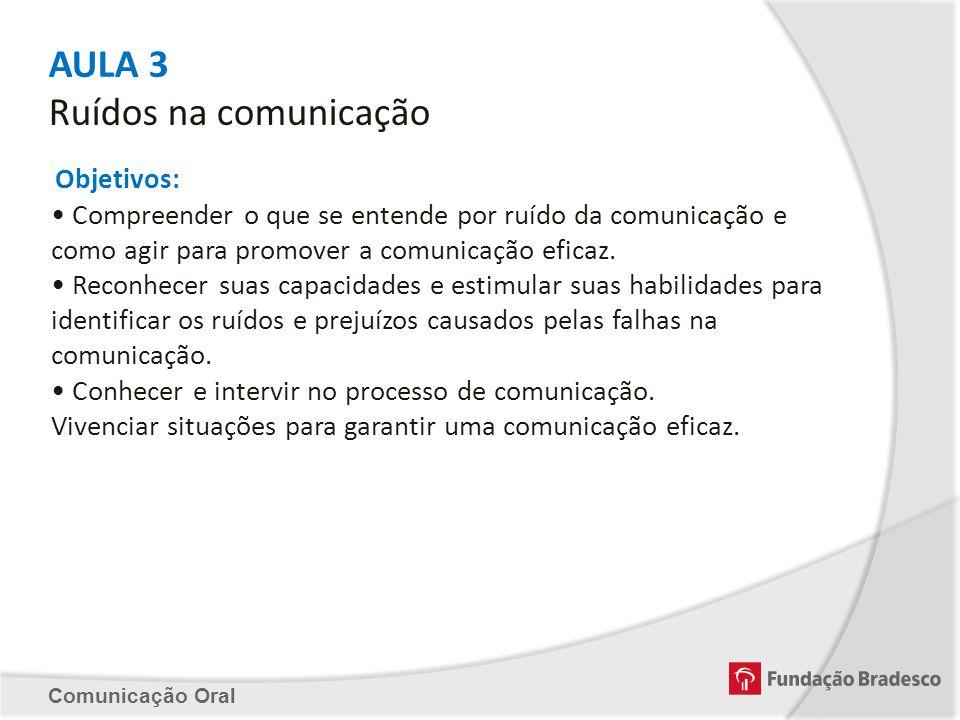 AULA 3 Ruídos na comunicação