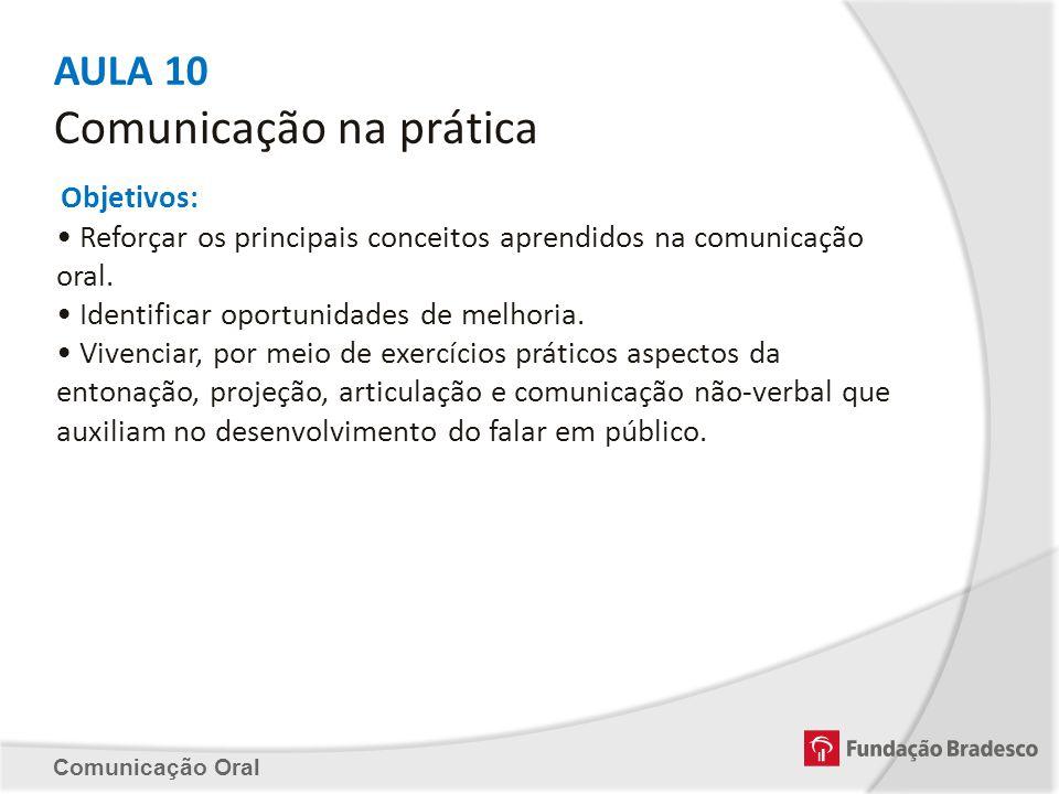AULA 10 Comunicação na prática