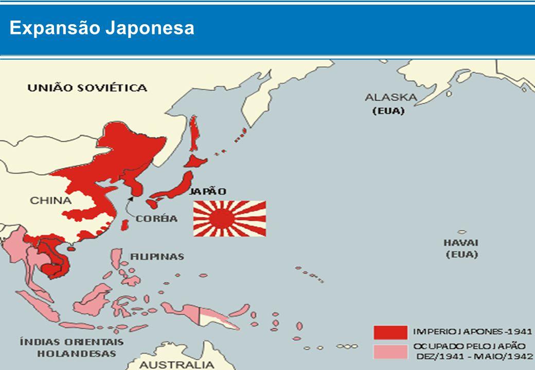 Expansão Japonesa