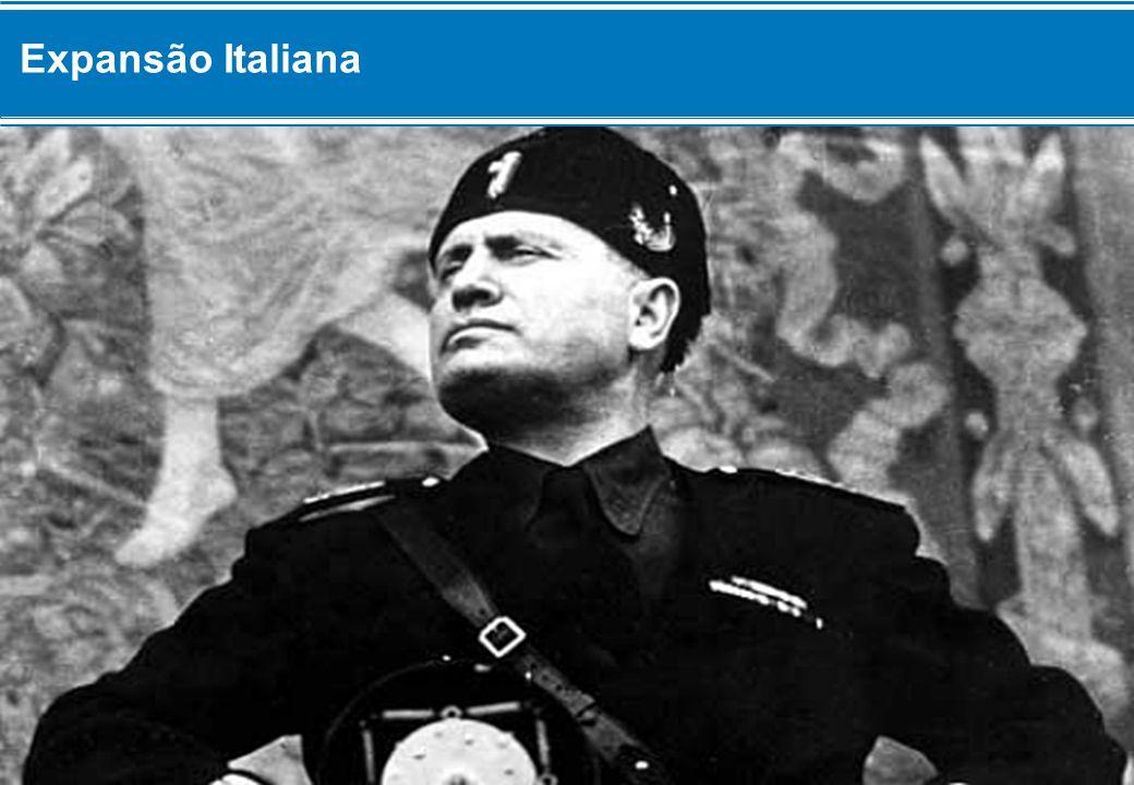 Expansão Italiana