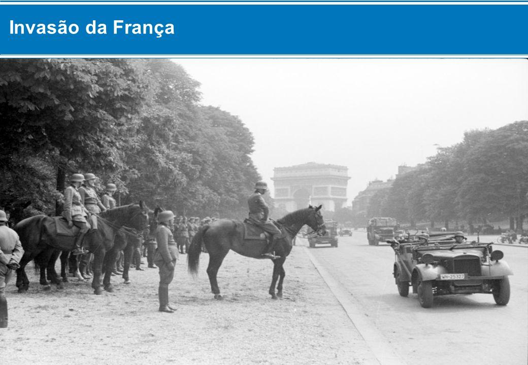 Invasão da França