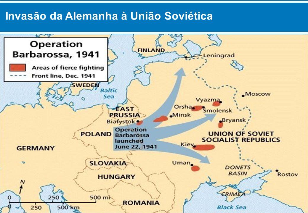 Invasão da Alemanha à União Soviética
