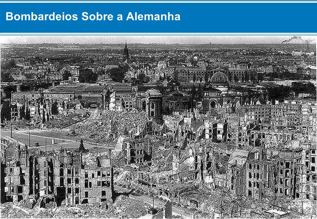 Bombardeios Sobre a Alemanha