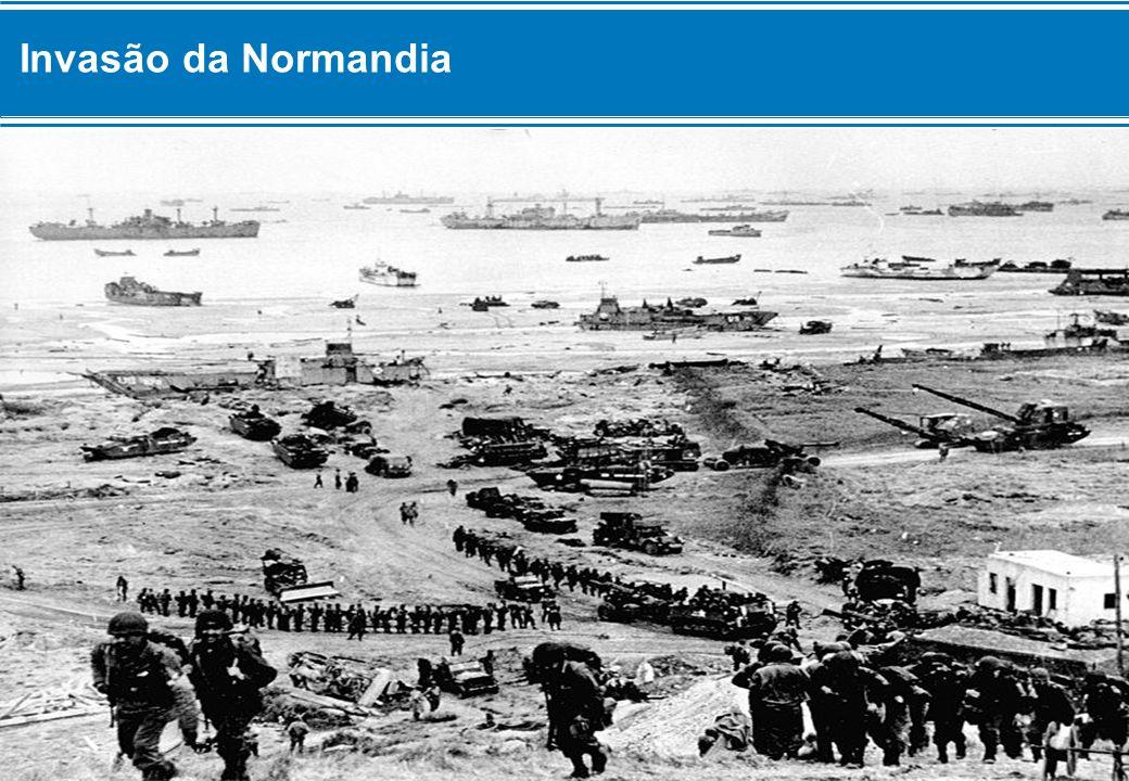 Invasão da Normandia