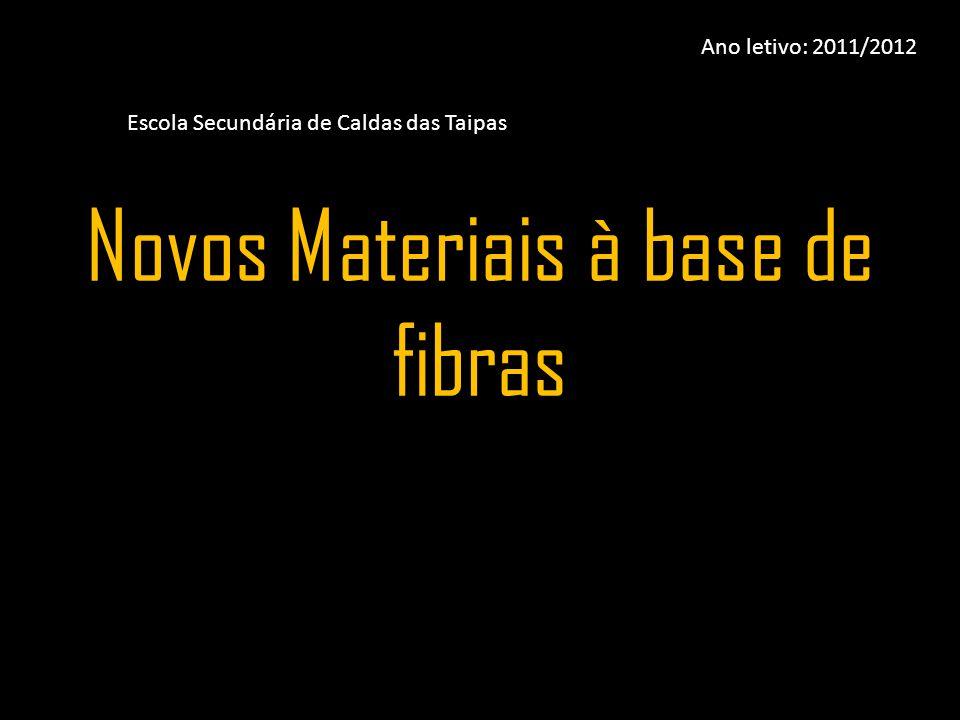 Novos Materiais à base de fibras