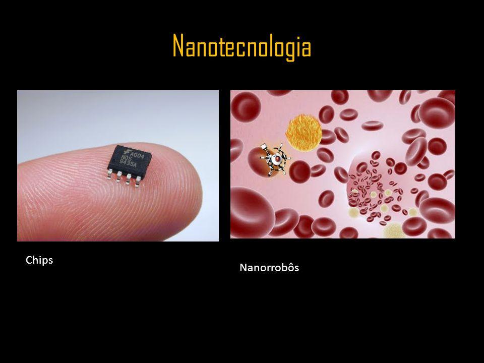 Nanotecnologia Chips Nanorrobôs