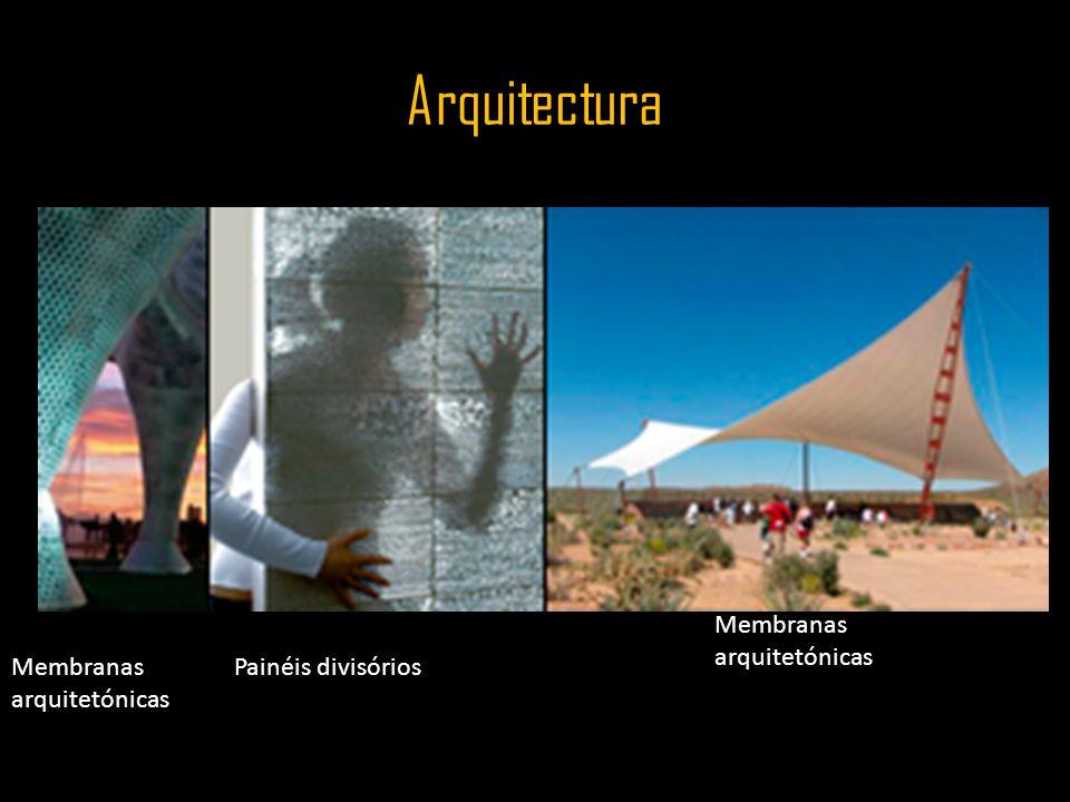 Arquitectura Membranas arquitetónicas Membranas arquitetónicas