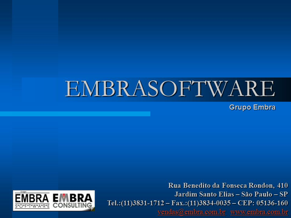 EMBRASOFTWARE Grupo Embra