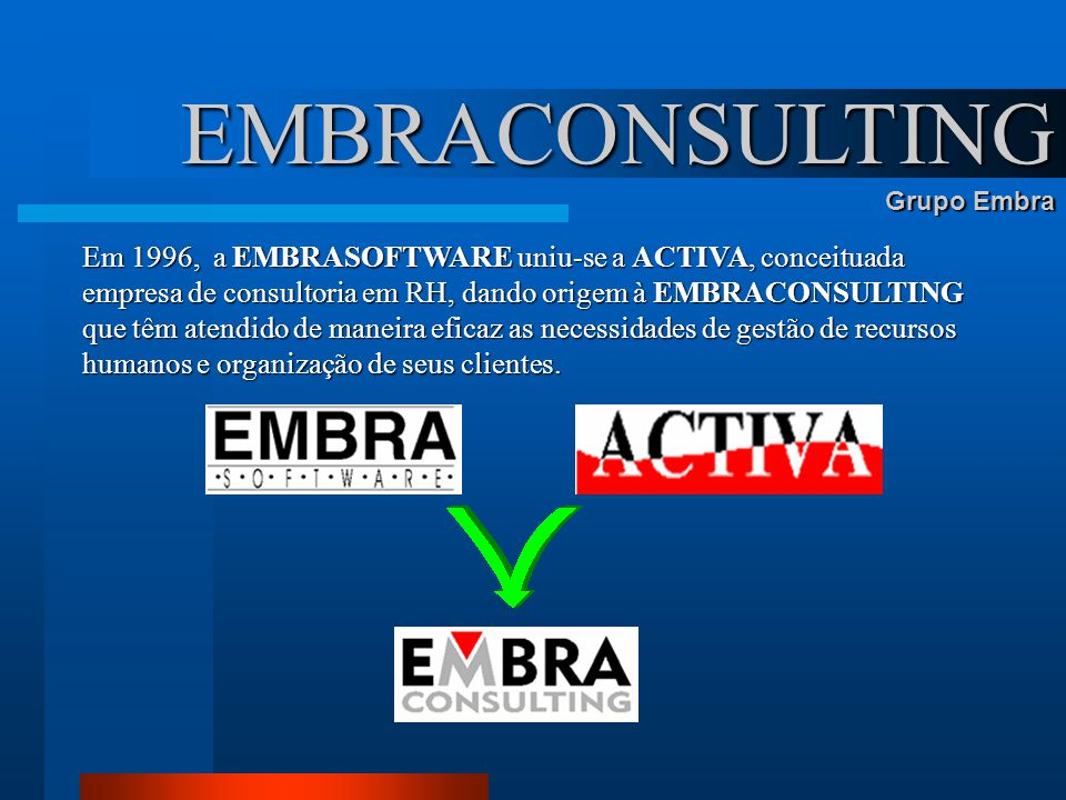EMBRACONSULTING Grupo Embra.
