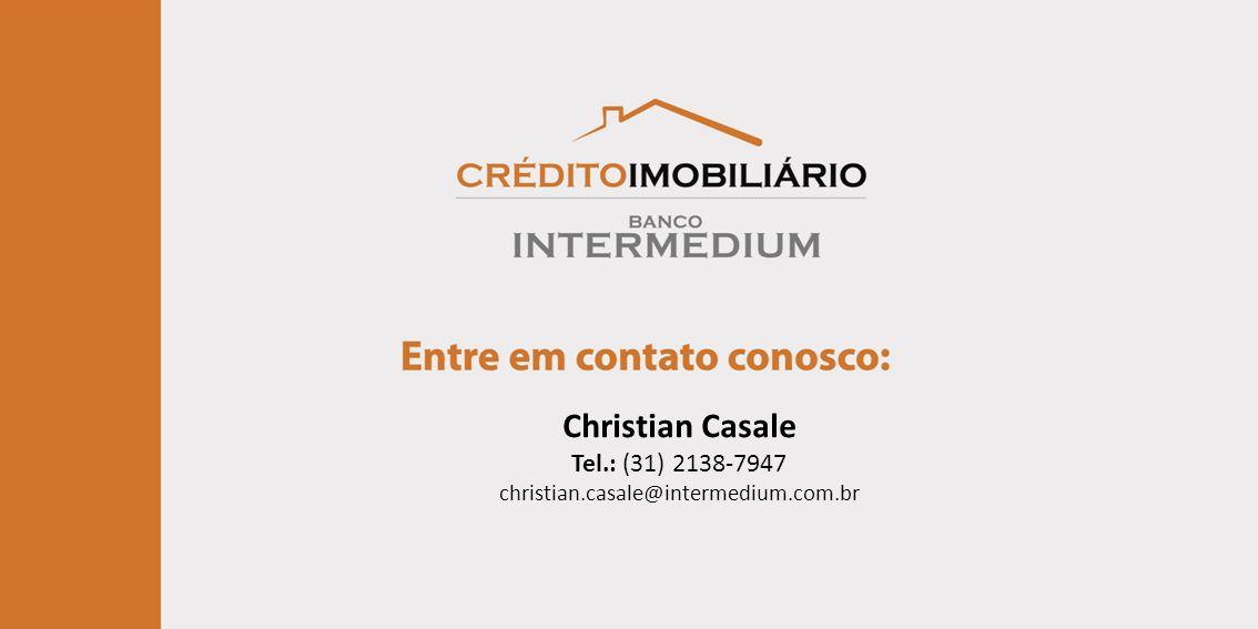 Christian Casale Tel.: (31) 2138-7947