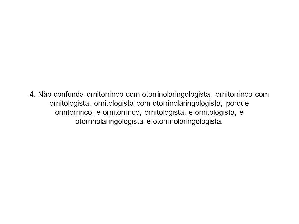 ornitologista, ornitologista com otorrinolaringologista, porque