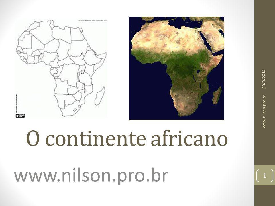 02/04/2017 O continente africano www.nilson.pro.br www.nilson.pro.br