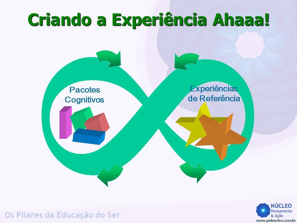 Criando a Experiência Ahaaa! Experiências de Referência