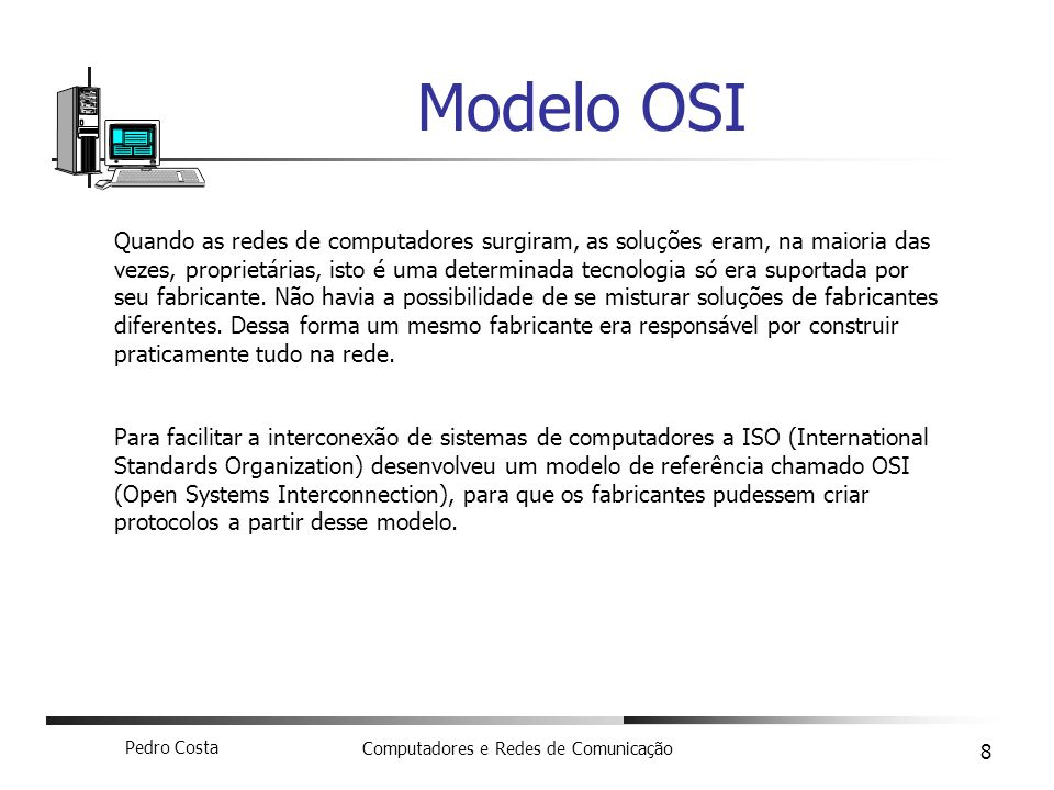 Modelo OSI