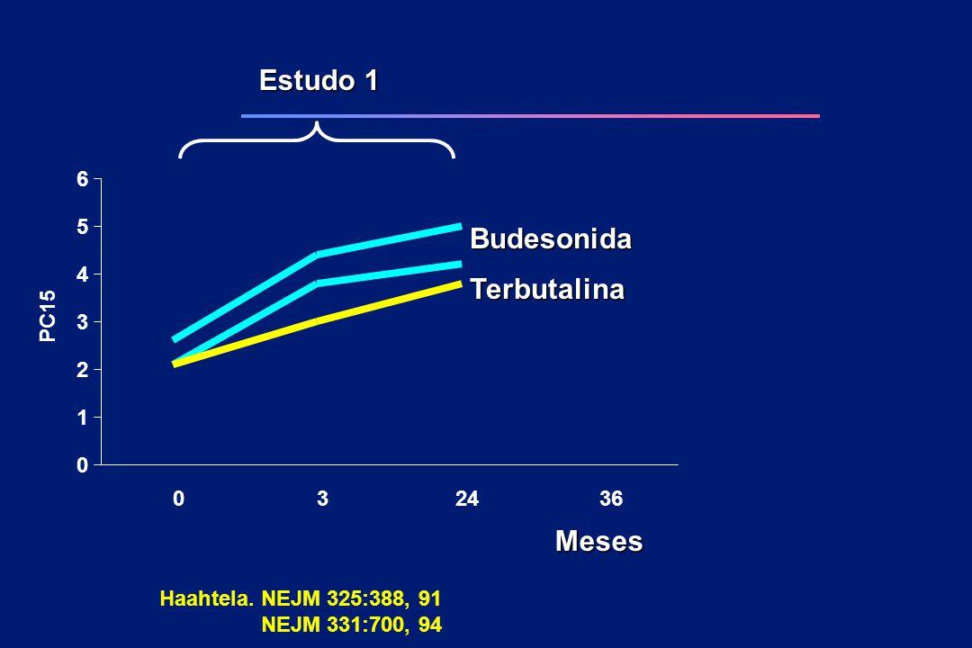 Budesonida Terbutalina Estudo 1