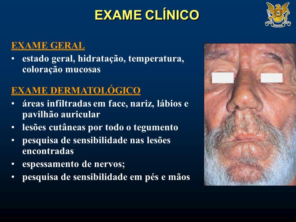 EXAME CLÍNICO EXAME GERAL