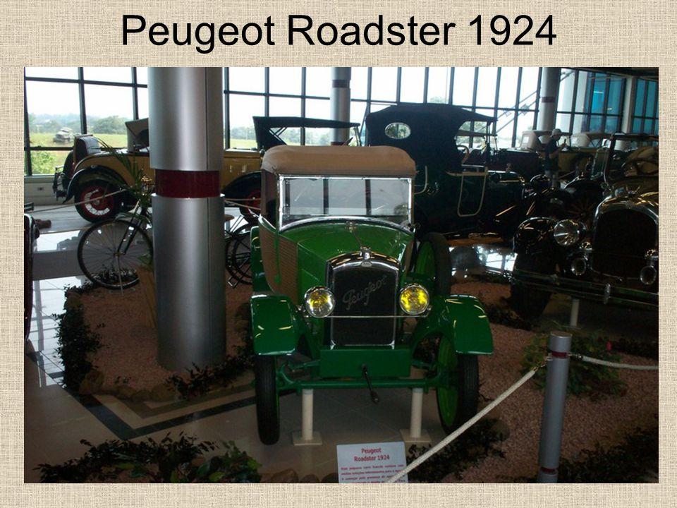 Peugeot Roadster 1924