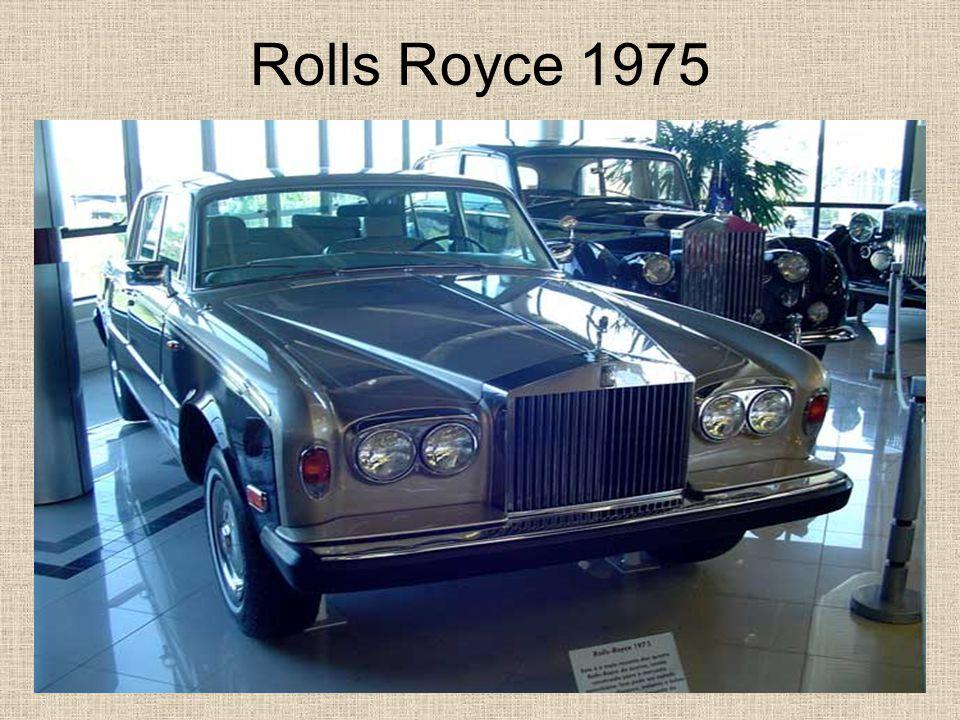 Rolls Royce 1975