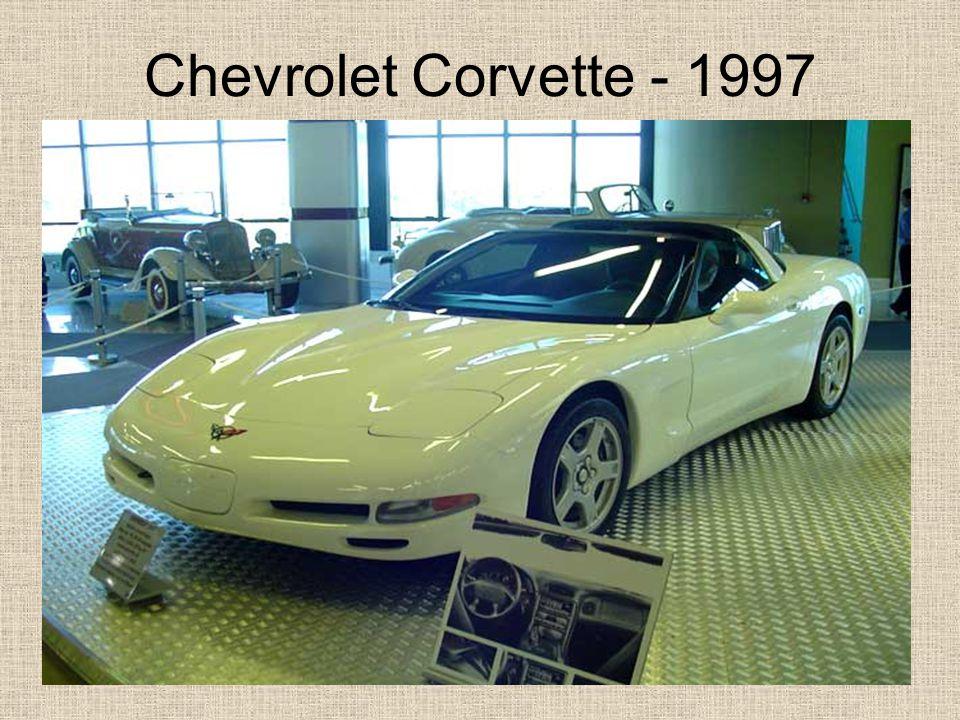 Chevrolet Corvette - 1997