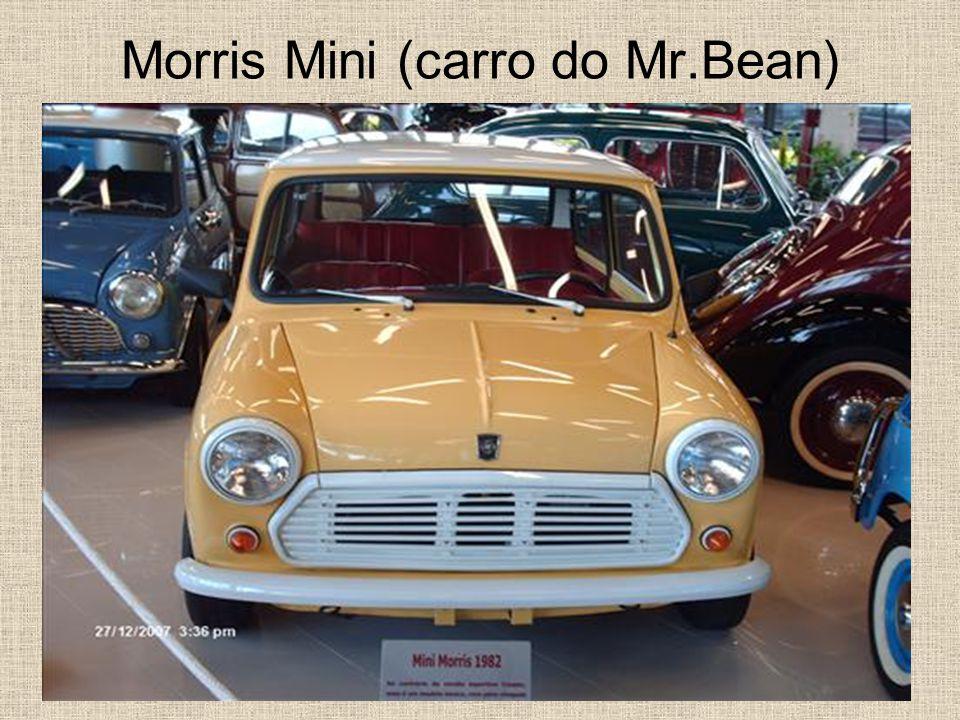 Morris Mini (carro do Mr.Bean)