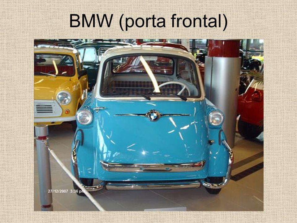 BMW (porta frontal)