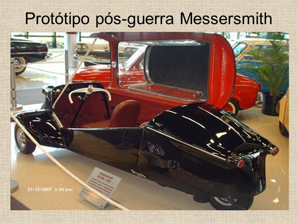 Protótipo pós-guerra Messersmith