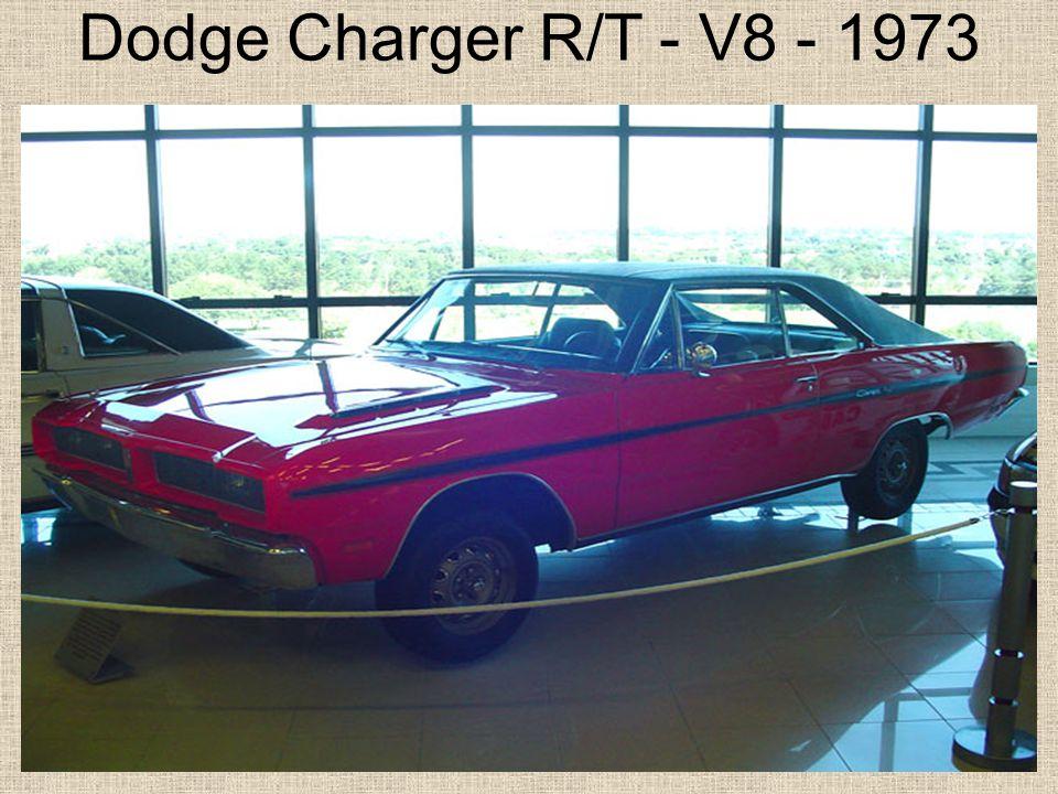 Dodge Charger R/T - V8 - 1973