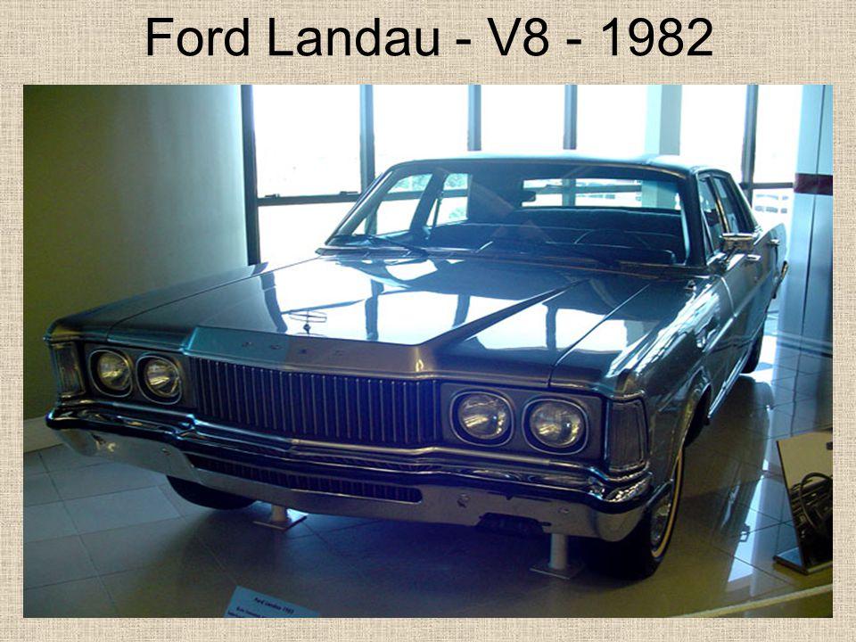 Ford Landau - V8 - 1982