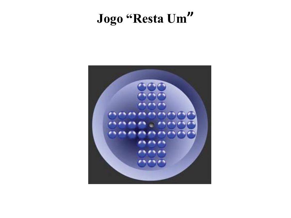 Jogo Resta Um