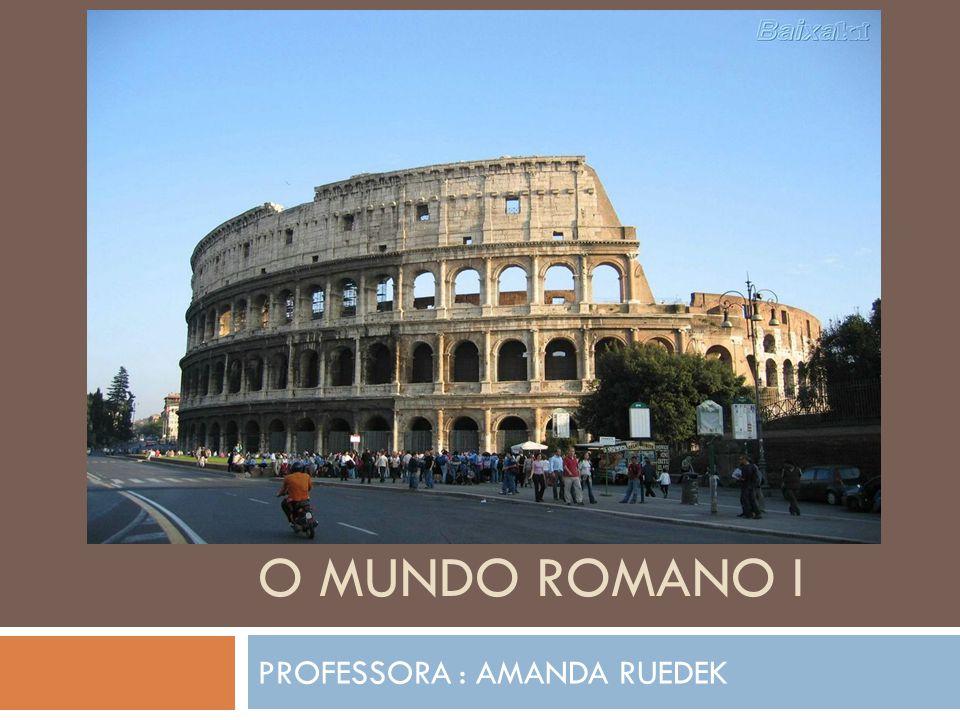 PROFESSORA : AMANDA RUEDEK